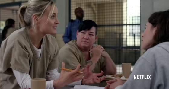 Netflix 'Orange is the New Black' Season 3 Teaser Trailer Released