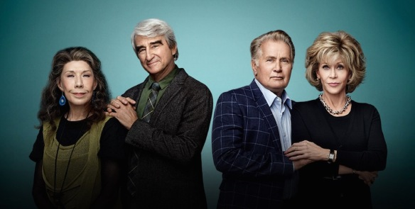 Netflix Streaming Report: Rabbit Hole, Grace and Frankie, The Sixth
