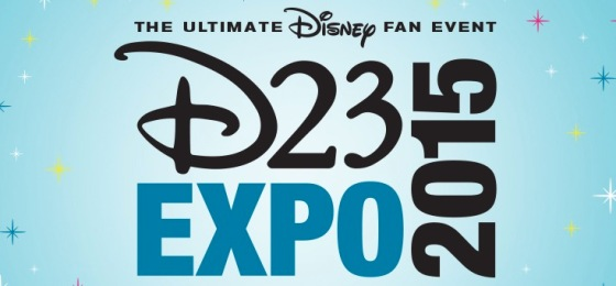 Official Panel Lineup Announced D23 Expo 2015