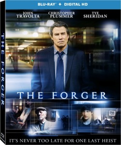 The Forger Blu-Ray Box Cover Art