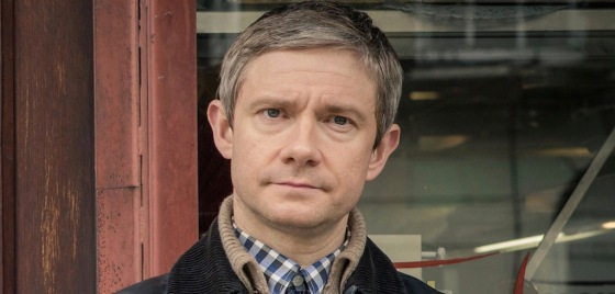 'The Hobbit' and 'Sherlock' Star Martin Freeman Joins 'Captain America Civil War'