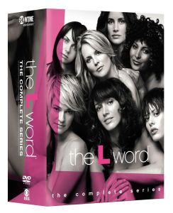 The L Word The Complete Series DVD Box Cover Art