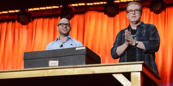 Tomorrowland D23 Expo Teaser Mystery Box