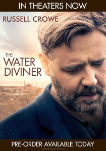 Water Diviner Blu-ray Box Cover Art
