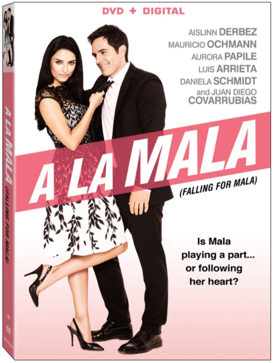 A La Mala DVD Box Cover Art