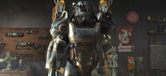 Bethesda Fallout 4 E3 2015 Announcement Trailer