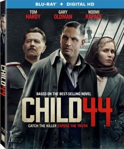 Child 44 Blu-ray Box Cover Art
