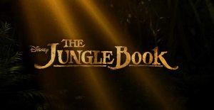 The Jungle Book 2016 Movie Title Logo