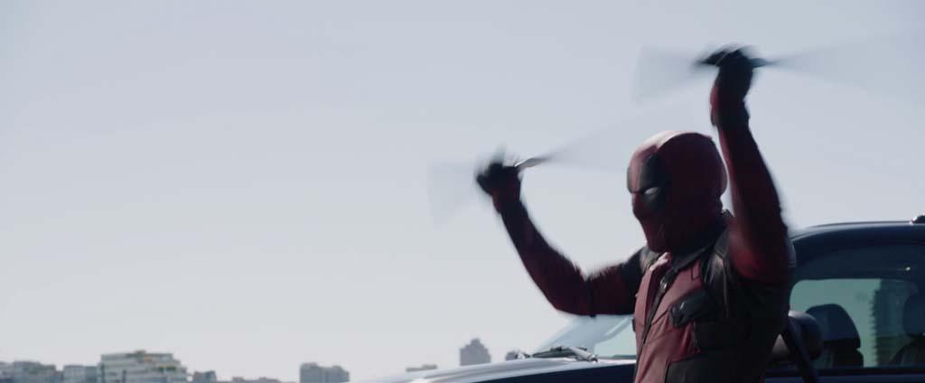 Deadpool Movie Screenshot 11