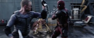 Deadpool Movie Screenshot Ed Skrein Ajax Suit