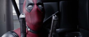 Deadpool Movie Screenshot Ryan Reynolds Guns