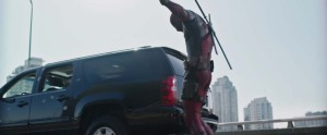 Deadpool Movie Screenshot Ryan Reynolds Suit