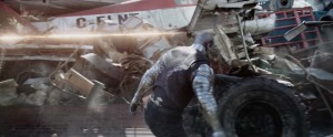 Deadpool Movie Screenshot Stefan Kapicic Colossus Metal