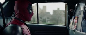 Deadpool Movie Screenshot Taxi