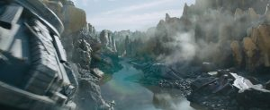Star Trek Beyond Teaser Screenshot Alien Planet