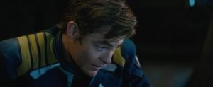 Star Trek Beyond Teaser Screenshot Chris Pine Captain Kirk 2