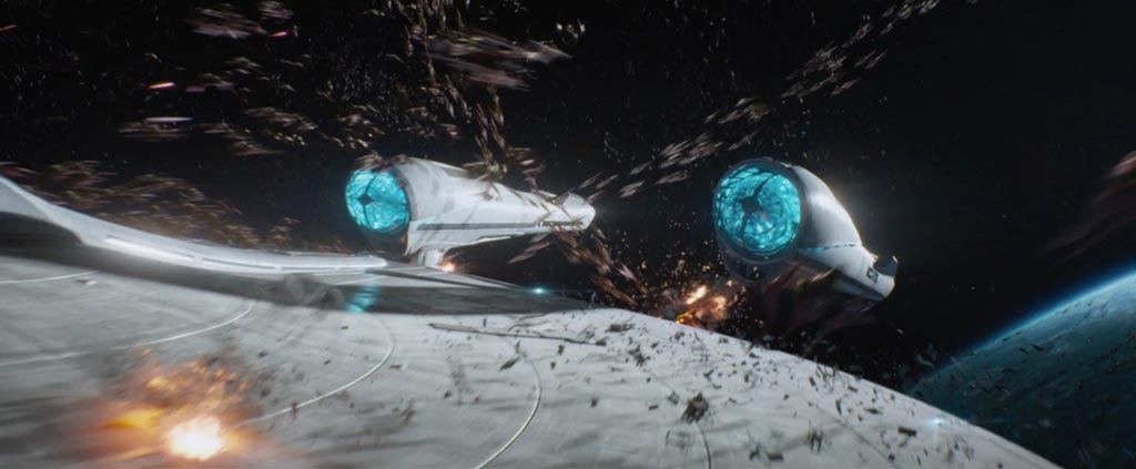 Star Trek Beyond Teaser Screenshot Enterprise Attack