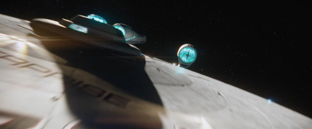 Star Trek Beyond Teaser Screenshot Enterprise