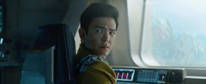 Star Trek Beyond Teaser Screenshot John Cho Sulu