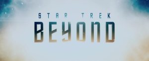 Star Trek Beyond Title Movie Logo