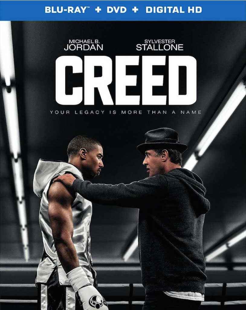 Creed Blu-ray Box Cover Art