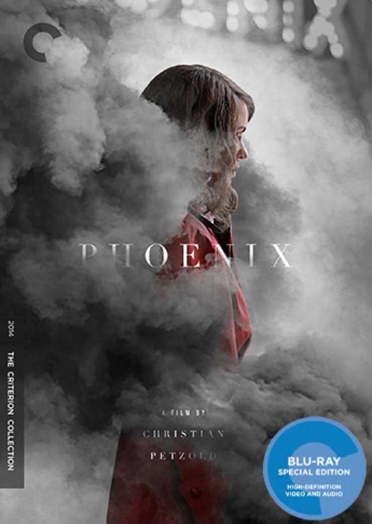 Phoenix Criterion Blu-Ray Box Cover Art