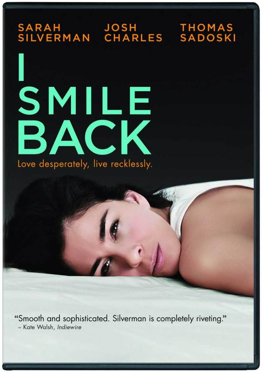 I Smile Back DVD Box Cover Art