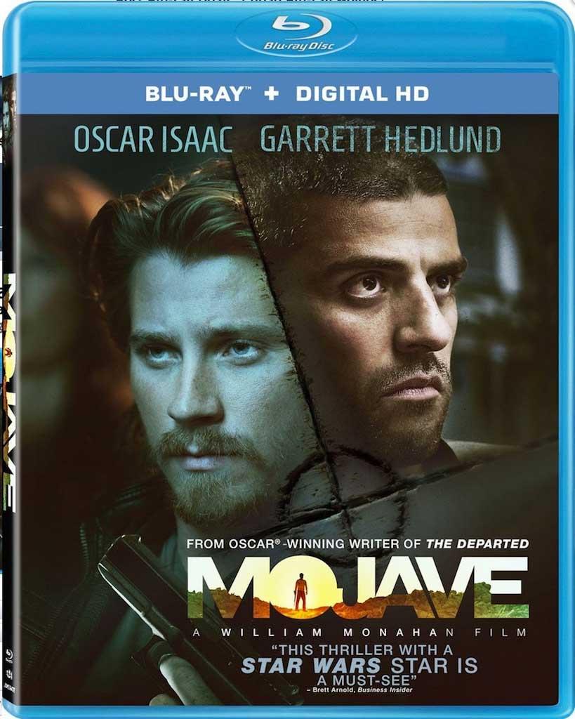 Mojave Blu-Ray Box Cover Art