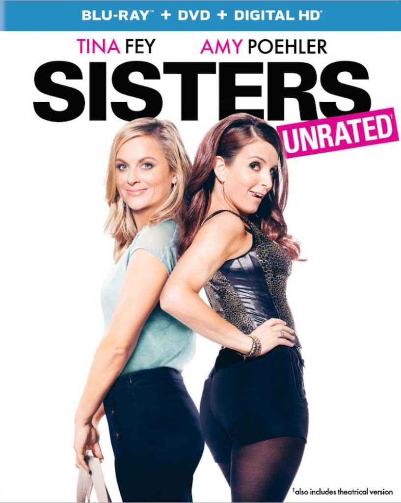 Sisters Blu-Ray Box Cover Art