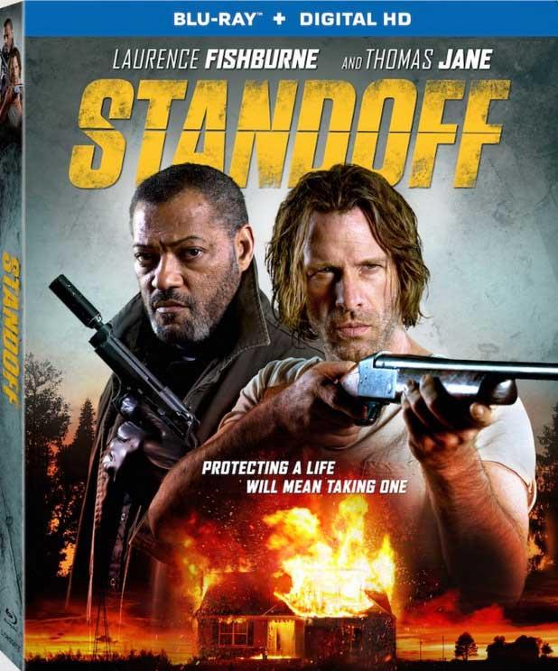 Standoff Blu-ray Box Cover Art