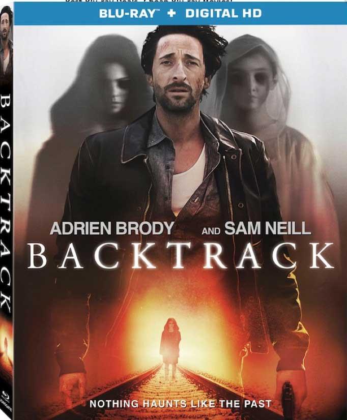 Backtrack Blu-Ray Box Cover Art