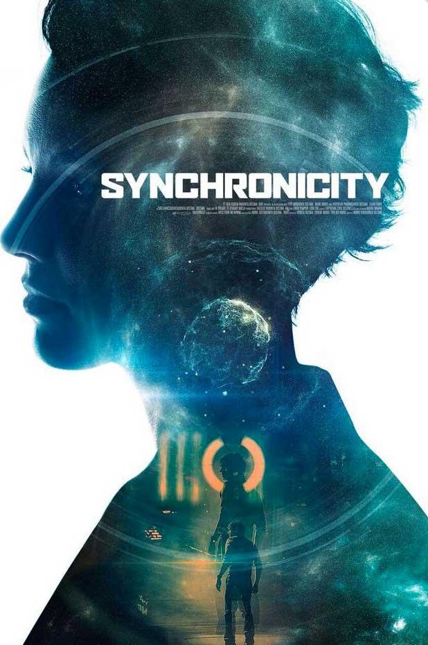 Synchronicity Blu-ray Box Cover Art