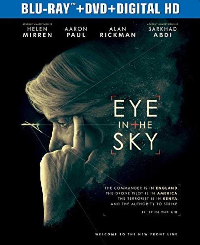 Eye in the Sky Blu-ray Box Cover Art 1