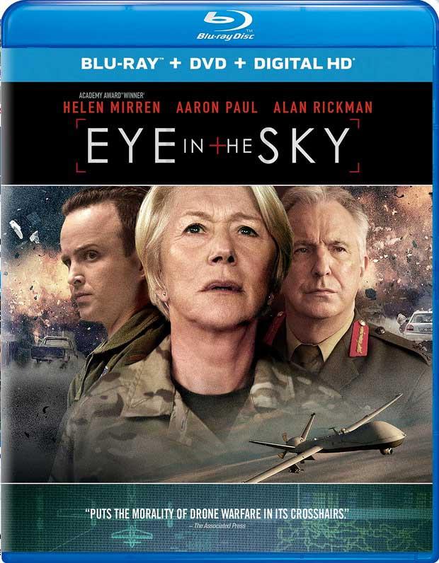 Eye in the Sky Blu-Ray Box Cover Art