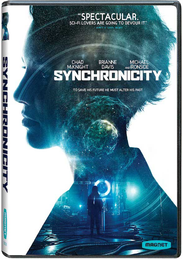 Synchronicity DVD Box Cover Art