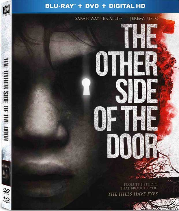 The Other Side of the Door Blu-Ray Box Cover Art