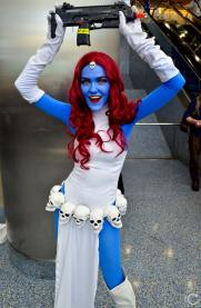 WonderCon 2016 Cosplay Funny Outtakes 100 Mystique X-Men