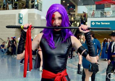 WonderCon 2016 Cosplay Funny Outtakes 112 Psylocke