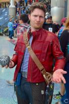 WonderCon 2016 Cosplay Funny Outtakes 120 Star-Lord Guardians of the Galaxy