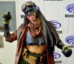 WonderCon 2016 Cosplay Funny Outtakes 124 Knightmare Batman