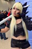 WonderCon 2016 Cosplay Funny Outtakes 129 Toothless How to Train Your Dragon