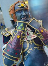 WonderCon 2016 Cosplay Funny Outtakes 138 Ganondorf