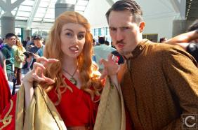WonderCon 2016 Cosplay Funny Outtakes 29 Cersei Little Finger