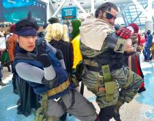 WonderCon 2016 Cosplay Funny Outtakes 34 Metal Gear Solid Snake