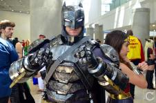 WonderCon 2016 Cosplay Funny Outtakes 35 Armored Batman