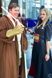 WonderCon 2016 Cosplay Funny Outtakes 4 Sith and Jedi Star Wars