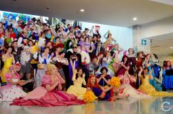 WonderCon 2016 Cosplay Funny Outtakes 41 Disney Group