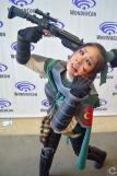 WonderCon 2016 Cosplay Funny Outtakes 55 Rian Synnth Mulan Boba Fett