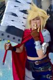 WonderCon 2016 Cosplay Funny Outtakes 69 Cloud Strife Kingdom Hearts