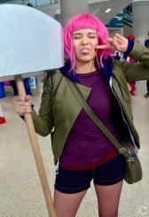 WonderCon 2016 Cosplay Funny Outtakes 82 Ramona Flowers